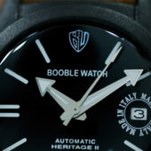 Booble Watch Automatico HeritageIIN 2