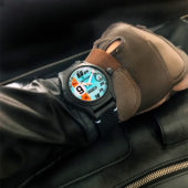 Booble Watch Automatico Vintage GT5